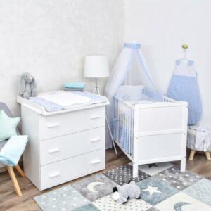 Babyzimmer Liam Komplettset Premium