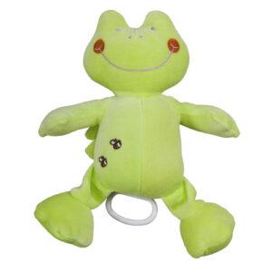 Spieluhr Frosch Oscar