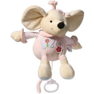 Spieluhr Maus Lucy