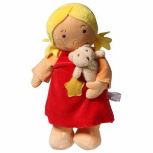 Spieluhr Puppe Lilly